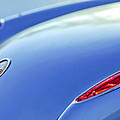 1959 Chevrolet Corvette Taillight Emblem by Jill Reger