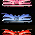 1959 Chevrolet Eyebrow Tail Lights by Tim McCullough