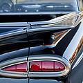 1959 Chevrolet Taillight by Jill Reger
