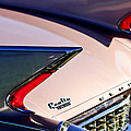 1960 Cadillac Eldorado Taillights by Jill Reger