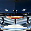 1960 Dodge Grille Emblem by Jill Reger