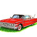 1960 Edsel Ranger Convertible by Jack Pumphrey
