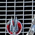 1960 Studebaker Hawk Coupe Emblem by Jill Reger