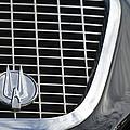 1960 Studebaker Hawk Grille Emblem by Jill Reger