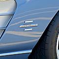 1961 Chevrolet Corvette Zob  by Jill Reger
