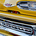 1961 Chevrolet Front End by Jill Reger
