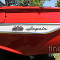 1961 Chevrolet Impala Ss Convertible . 5d16266 by Wingsdomain Art and Photography