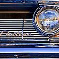 1961 Pontiac Catalina Grille Emblem by Jill Reger