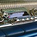 1961 Pontiac Catalina Radio by Jill Reger