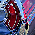 1962 Pontiac Catalina Convertible Taillight by Jill Reger