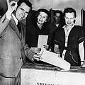 1962 Presidential Election. Senator by Everett