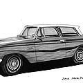 1962 Rambler American by Jack Pumphrey