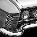1963 Buick Riviera B/w by Gordon Dean II