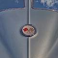 1963 Corvette Sting Ray by Susan Candelario