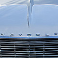1964 Chevrolet El Camino Grille by Jill Reger