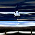 1964 Ford Thunderbird Emblem by Jill Reger