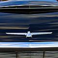 1964 Ford Thunderbird Hood Emblem by Jill Reger