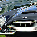 1965 Aston Martin Db6 Short Chassis Volante by Jill Reger