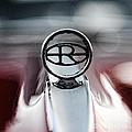 1965 Buick Riveria Hood Emblem by Paul Ward