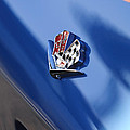 1965 Chevrolet Corvette Emblem by Jill Reger