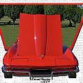 1965 Corvette by Ericamaxine Price
