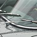 1965 Jaguar E-type Roadster Wipers by Jill Reger