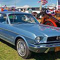 1966 Mustang by Mark Dodd