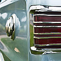 1966 Plymouth Satellite Tail Light by Glenn Gordon