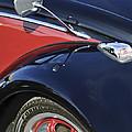 1966 Volkswagen Vw Bug by Jill Reger