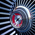 1967 Chevrolet Corvette Wheel by Jill Reger