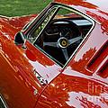 1967 Ferrari 275 Gtb4 Coupe by Dennis Hedberg