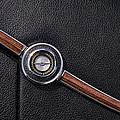 1967 Ford Thunderbird Rear C-pillar Emblem by Gordon Dean II