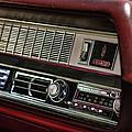 1967 Oldsmobile Cutlass 4-4-2 Dashboard by Gordon Dean II