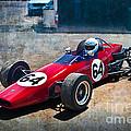 1968 Elfin 600 by Stuart Row