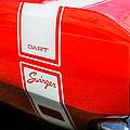 1969 Dodge Dart Swinger 340 by Thomas Schoeller