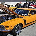 1970 Boss Mustang by Paul Mashburn