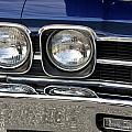 1970 Chevrolet Chevelle Antique Show Car by Robin Lewis