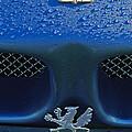 1970 Iso Rivolta Grifo Emblem 2 by Jill Reger