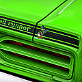 1970 Plymouth Road Runner - Sublime Green by Gordon Dean II