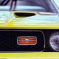 1972 Ford Mustang Mach 1 by Gordon Dean II
