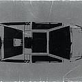 1972 Maserati Boomerang by Naxart Studio