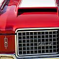 1972 Oldsmobile Grille by Jill Reger