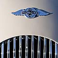 1977 Morgan Plus 4 Hood Emblem by Jill Reger