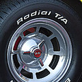 1980 Chevrolet Corvette Wheel by Jill Reger
