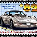 1982 Collector Edition Hatchback Corvette by K Scott Teeters