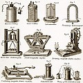 19th Century Electrical Equipment by Sheila Terry