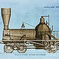 19th Century Locomotive by Omikron