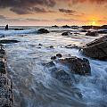 Sunset by Sebastian Wasek