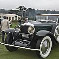 1929 Minerva Type Am Murphy Convertible Sedan by Jill Reger
