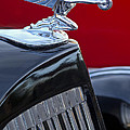 1935 Packard Hood Ornament by Jill Reger
